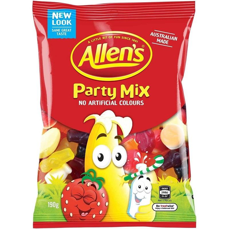 New Allen's Lollies