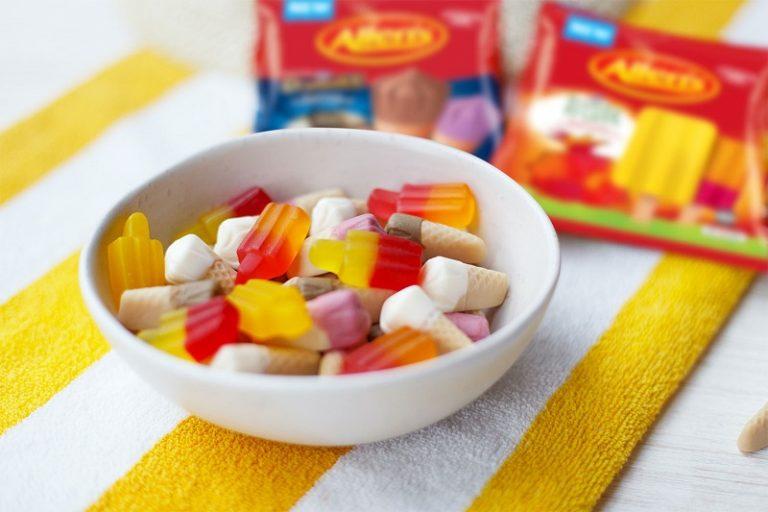 New Allen's Lollies: The Funfair Thrills Jelly Beans