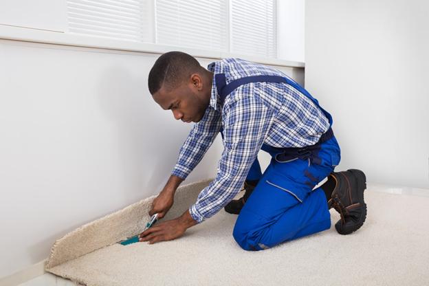 Installing Carpet Over Carpet