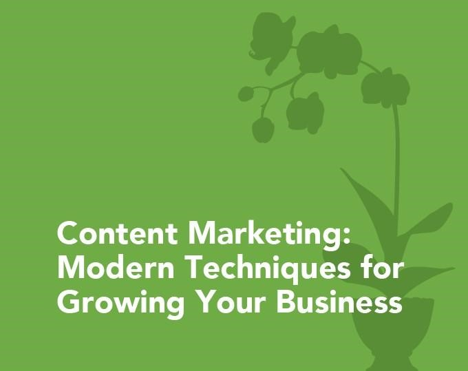 Consider these modern content marketing techniques