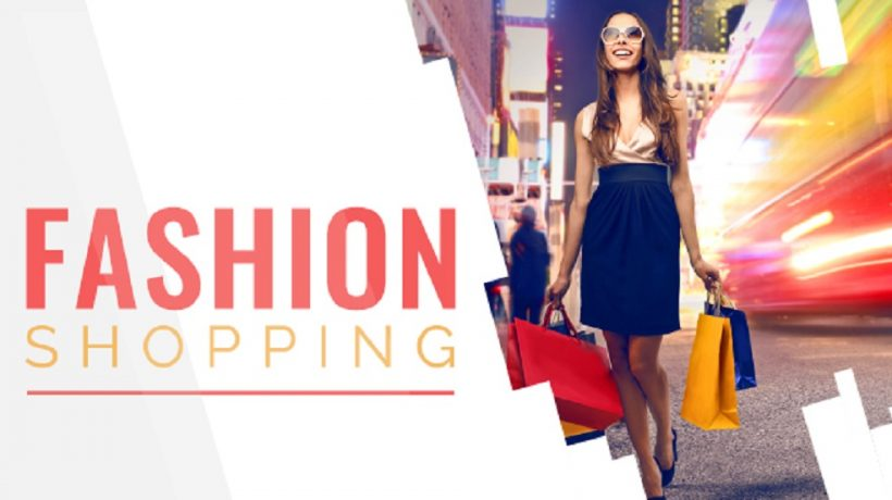 Fashion shopping- Join the roller coaster ride