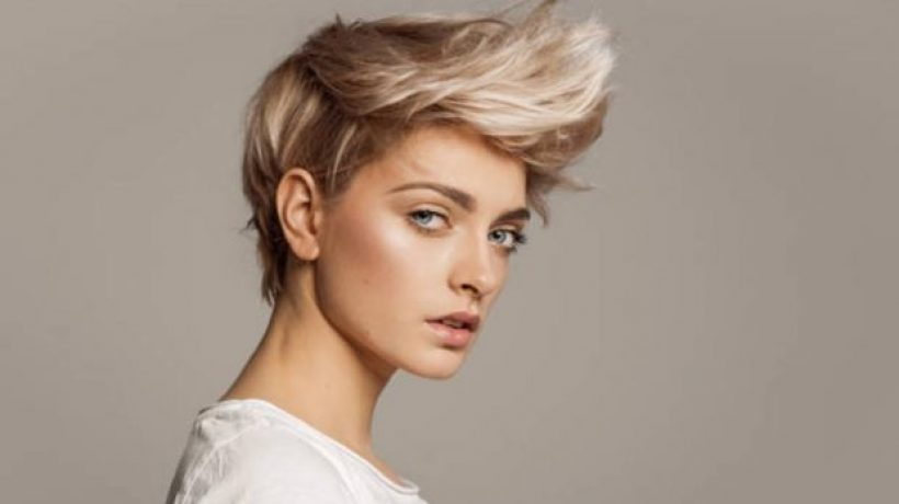 How to style short hair?