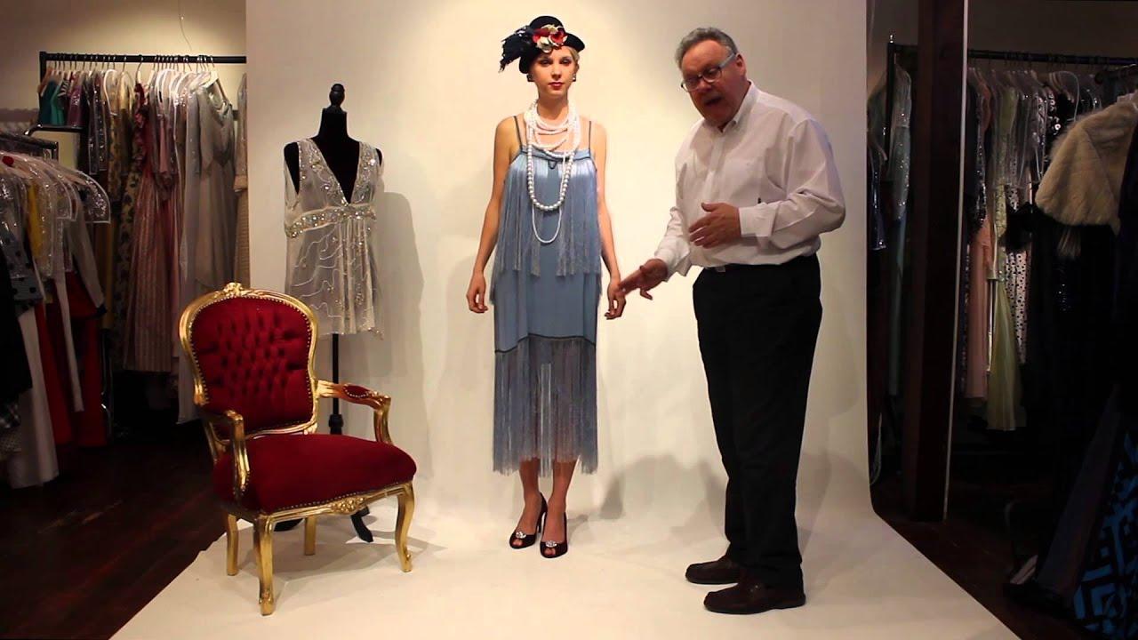 how to dress like the 1920s