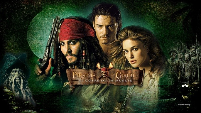 pirates of the caribbean order