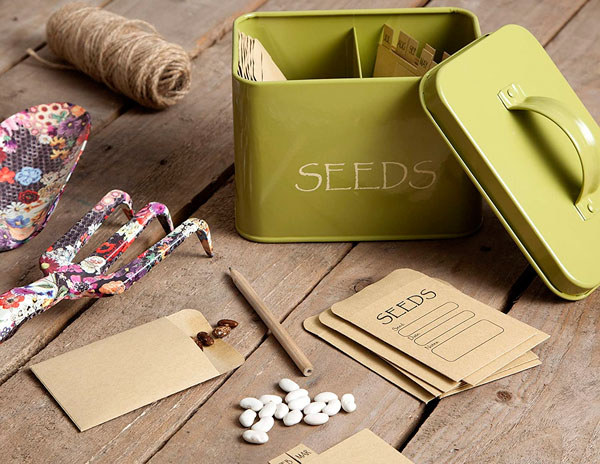 Can you save seeds for next year